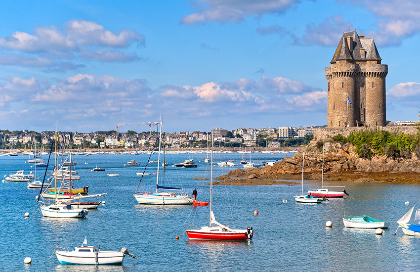 Brittany in France