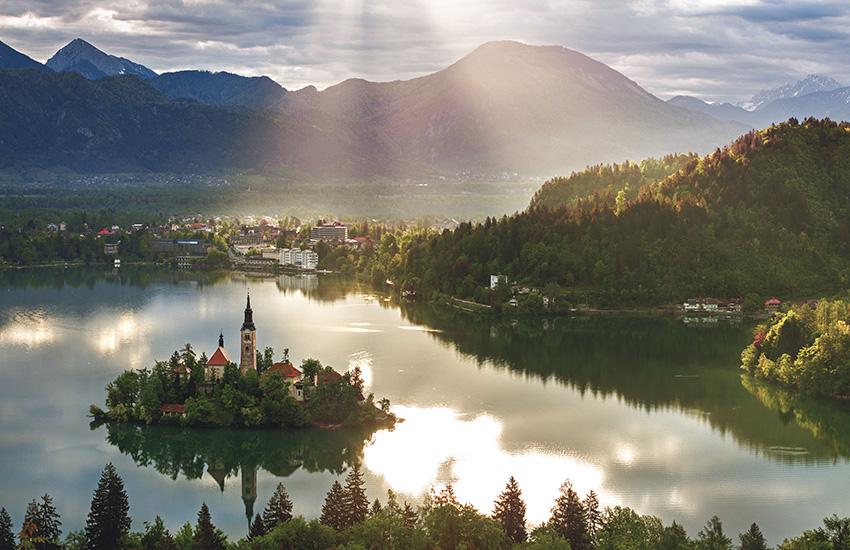 Motorhome hire Slovenia