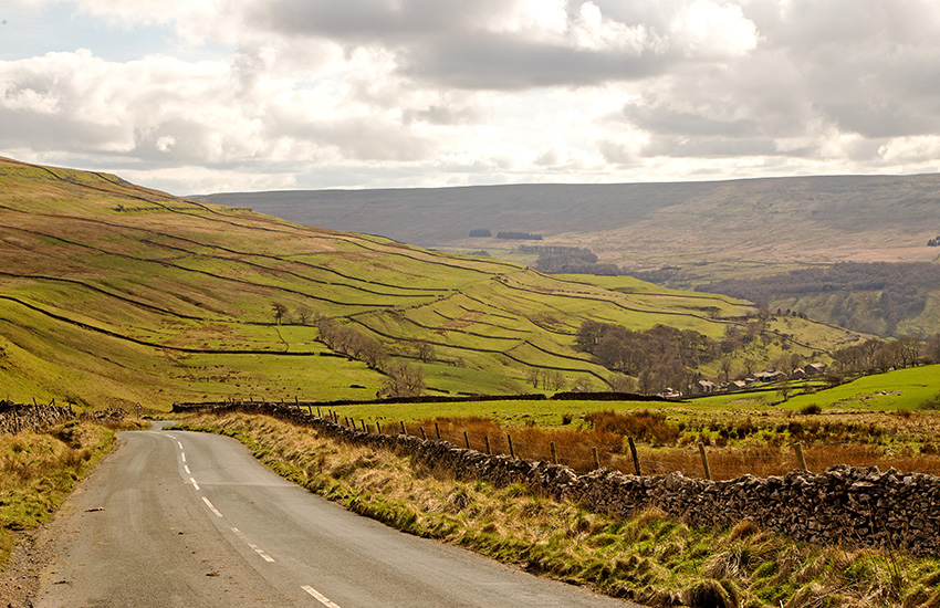 Tour around Yorkshire by motorhome
