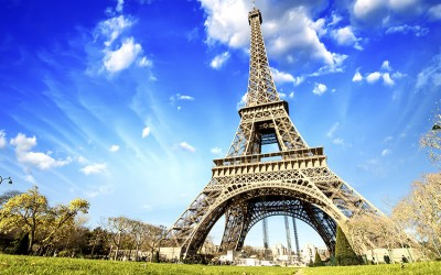 Splendours of Paris