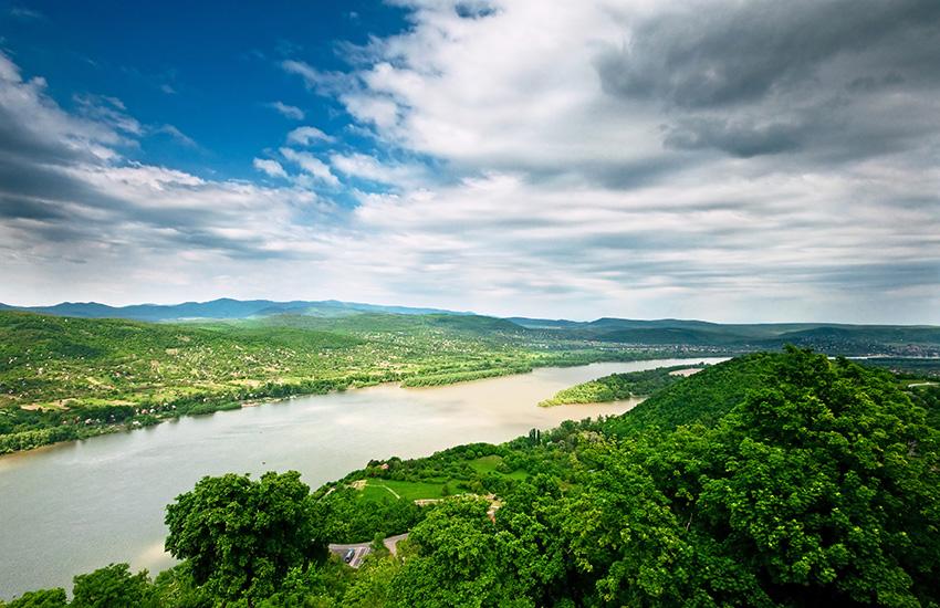 Danube in Germany