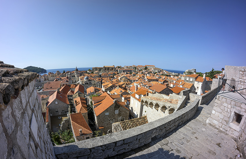 Dubrovnik by motorhome hire