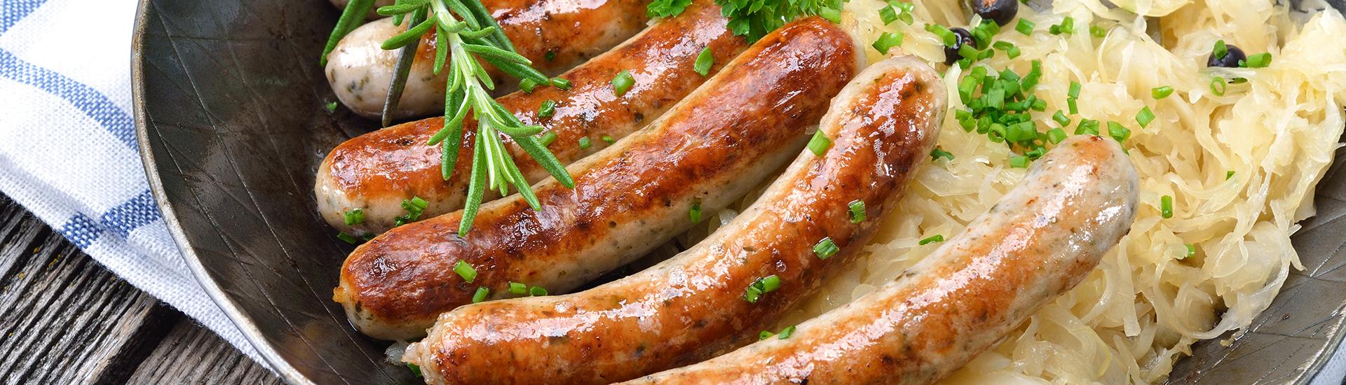 Bavarian food Germany