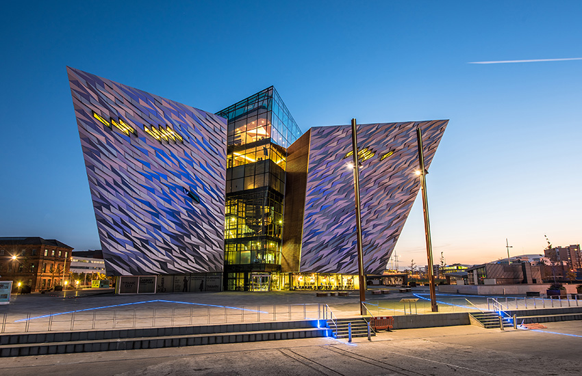 Tour Ireland by Motorhome