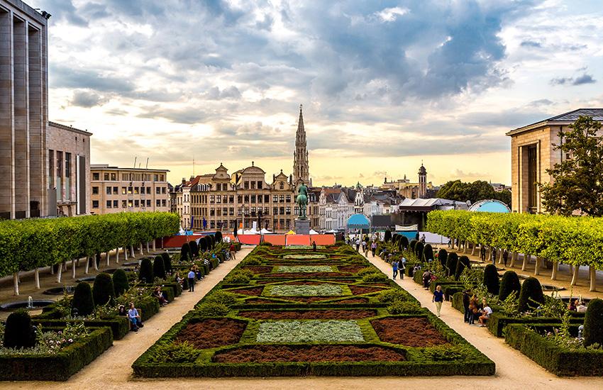 Motorhome Hire Belgium Brussels