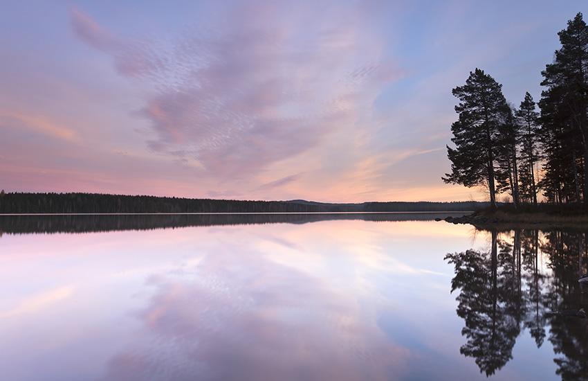 Dalarna in Sweden