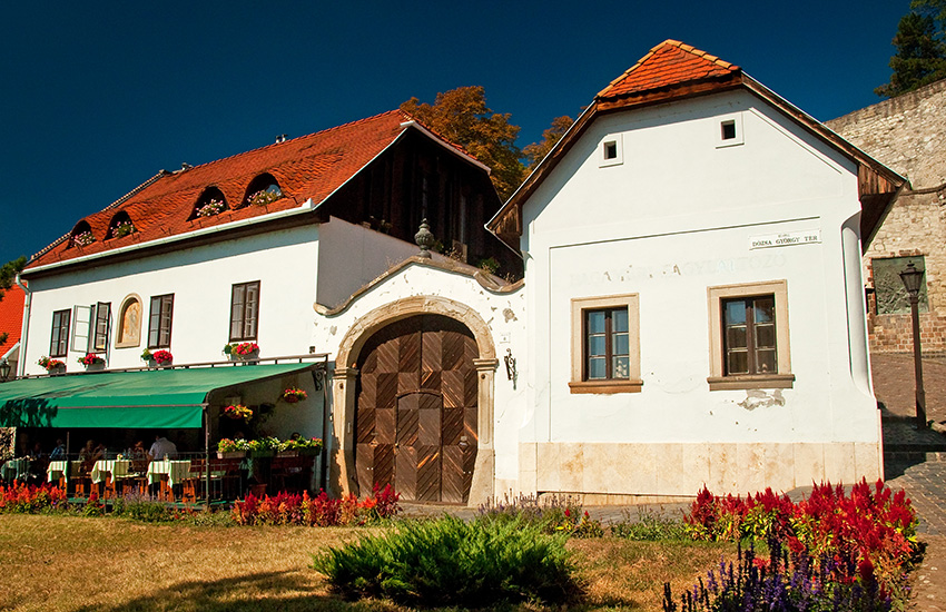 Eger in Hungary