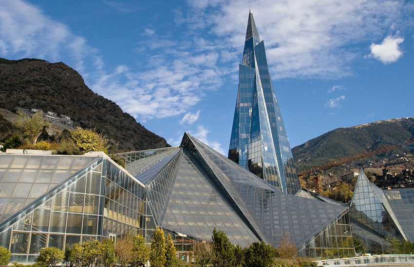 Escalades Andorra