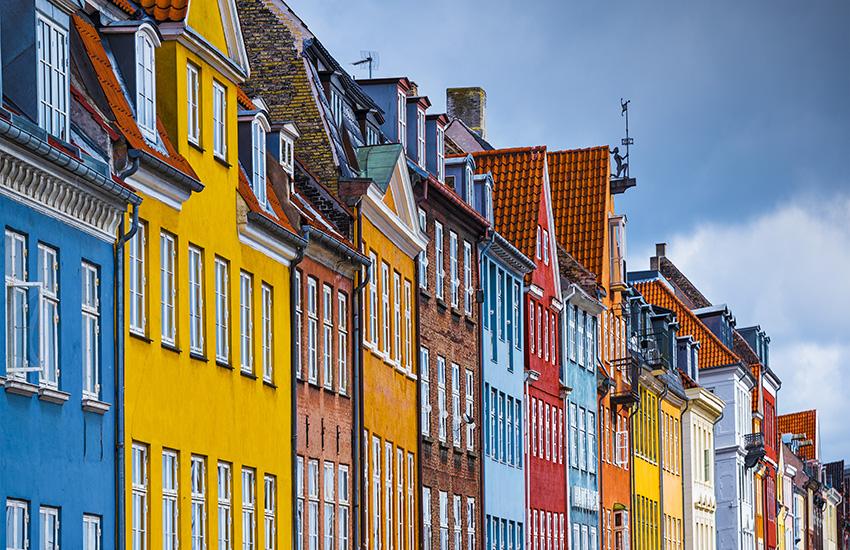 Would you like to tour in a motorhome through Copenhagen? Motorhome hire Denmark