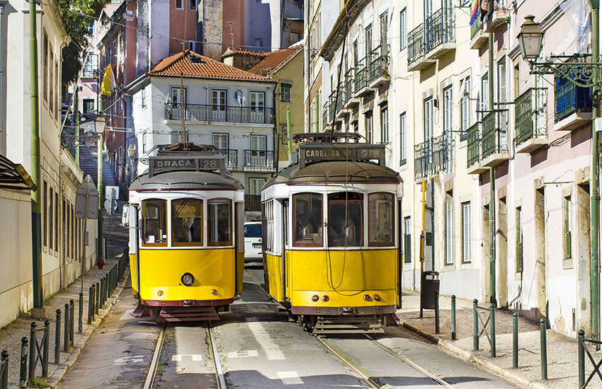 Motorhome Hire Portugal, Lisbon