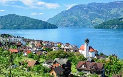 Motorhome Holiday Destinations Lake Lucerne