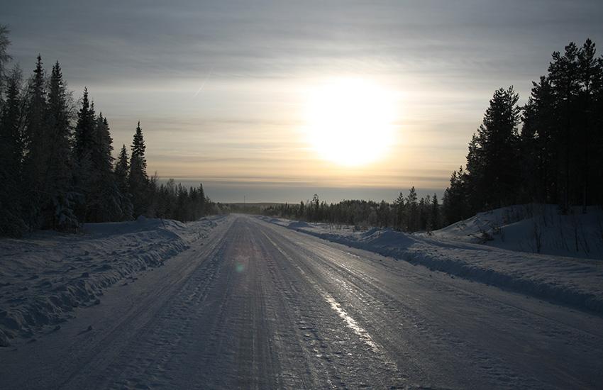 Luleå in Sweden