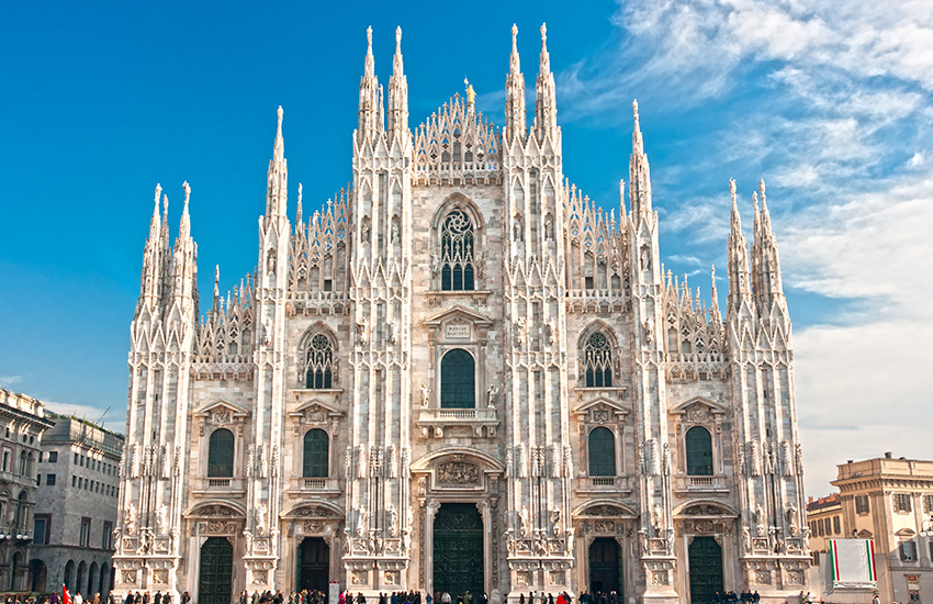 Milan in Italy