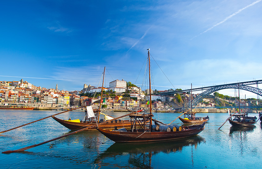 Visit Porto on your motorhome holiday