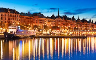 Visit beautiful Sweden