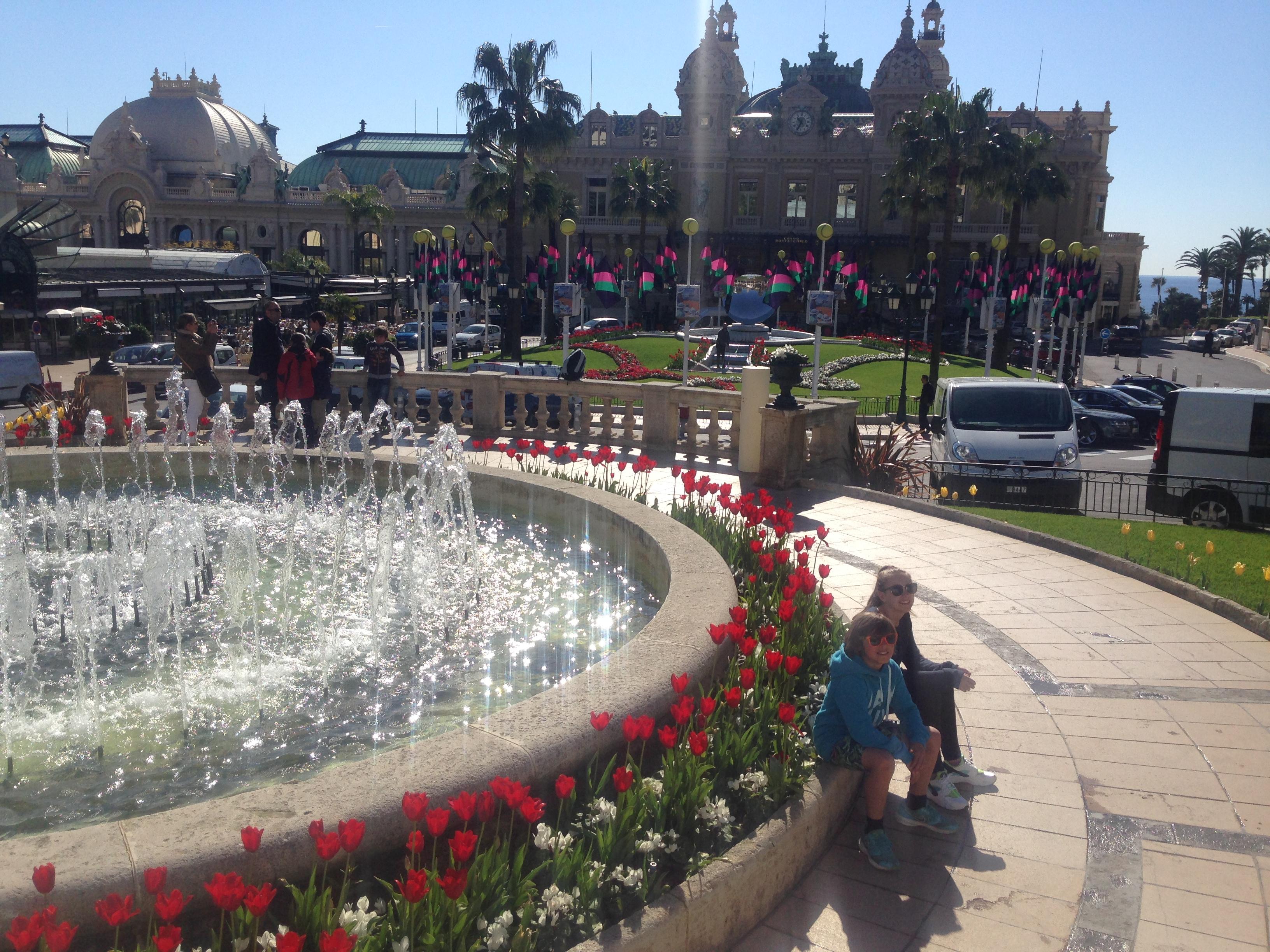Monaco was very impressive