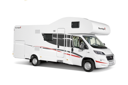 The six-berth A70 Motorhome