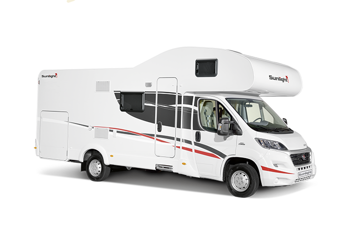 Fly to England and Hire a Motorhome