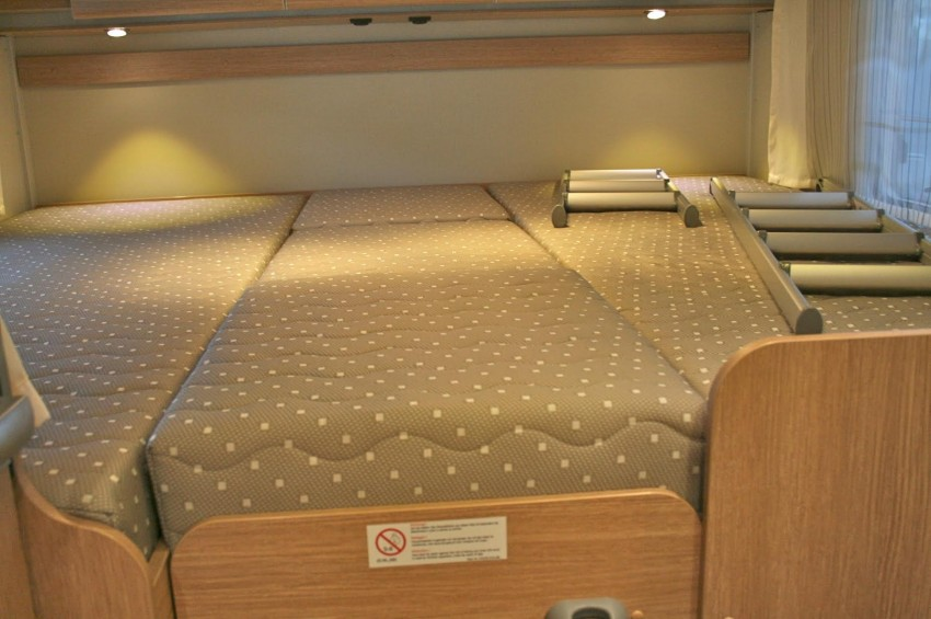 T68 Rear Double Bed