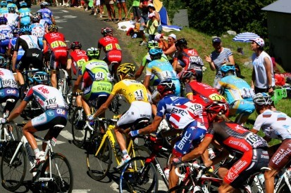 Non-stop action: Tour De France