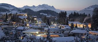 Camping Tirol Fieberbrunn in winter