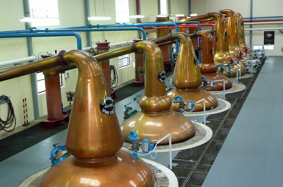 Scotland Whisky Tour distillery