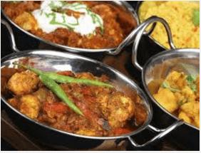 Enjoying Indian Cuisine