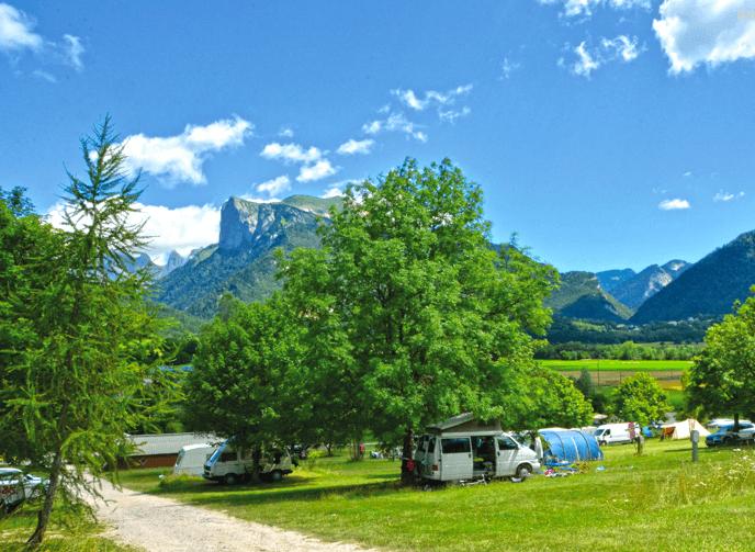 Camping Champ la Chevre