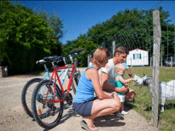 Cycling in the Vendee