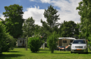 Campsite near to Melun, France