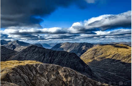 Highland Delights in Scotland