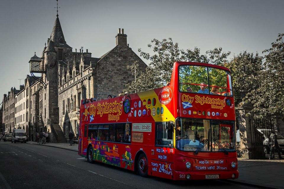 Grand Tour of Scotland