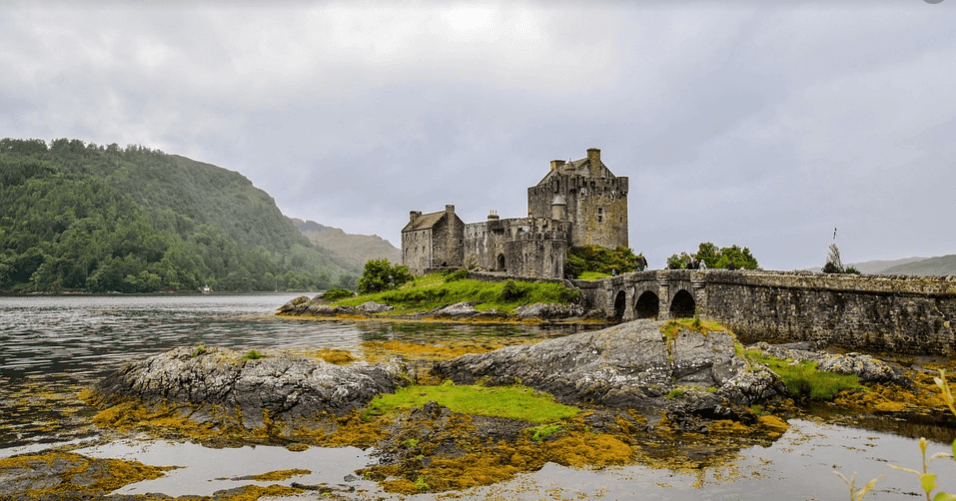 Bonnie Scotland Holiday