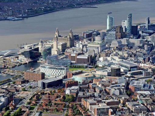 Historic Chester & Liverpool