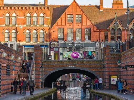 Canals and Museums of the Black Country