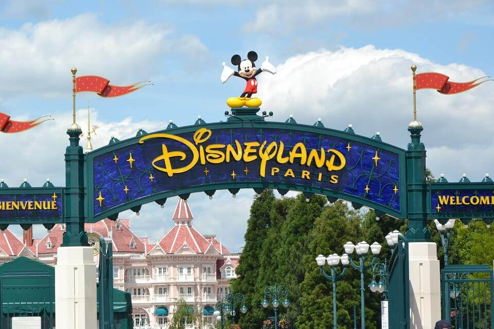 Holiday Destinations Disneyland Paris
