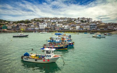 Tour Cornwall by Motorhome