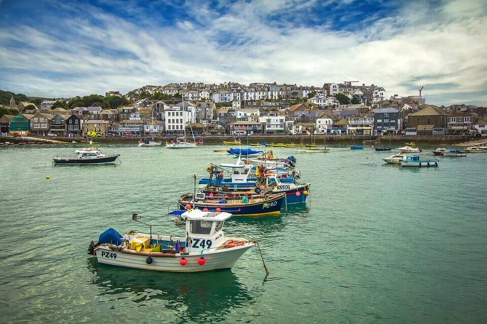 St Ives and Beautiful Cornwall
