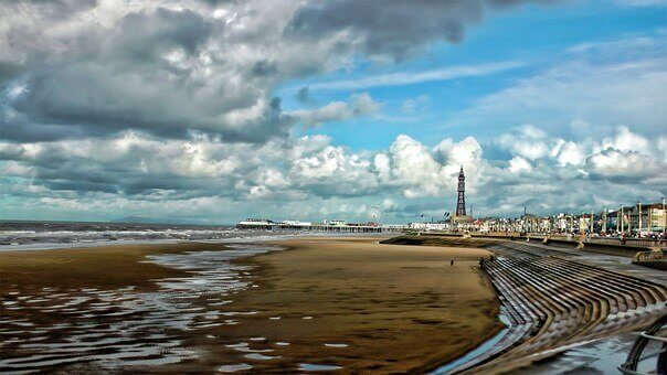 Blackpool, Southport & Liverpool 1