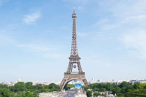 Splendours of Paris Tour