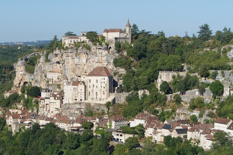 Dordogne and Rocamadour