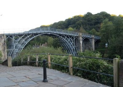 Tour of Shropshire & Ironbridge Gorge