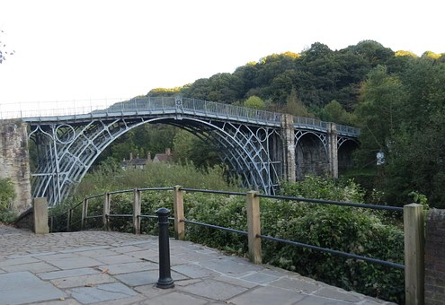 Shropshire and Ironbridge