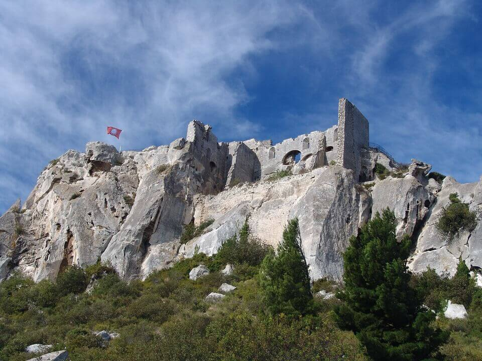 Castle in Provence