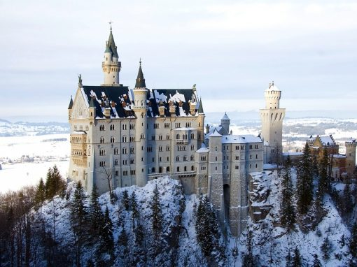 The Castle Road – A Romantic Trail of Castles