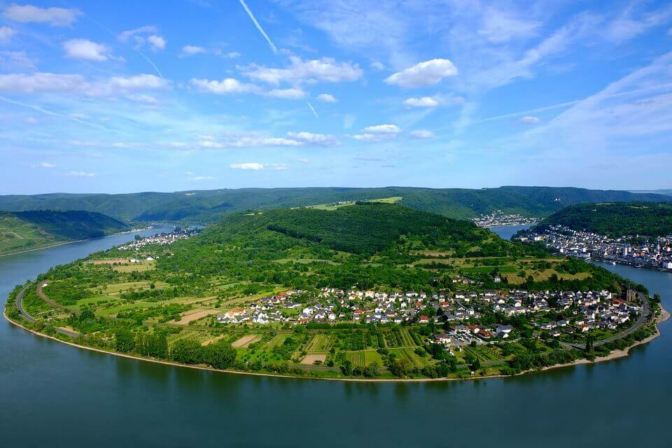 Rhine Valley Motorhome Tours