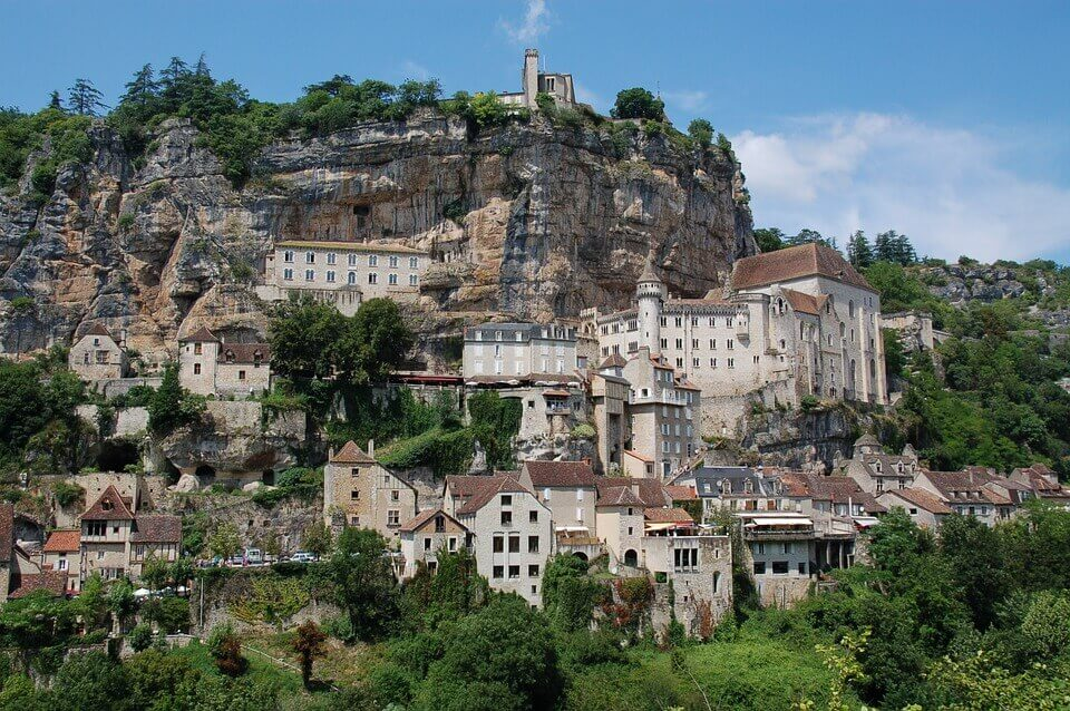 Rocamadour and the Delightful Dordogne