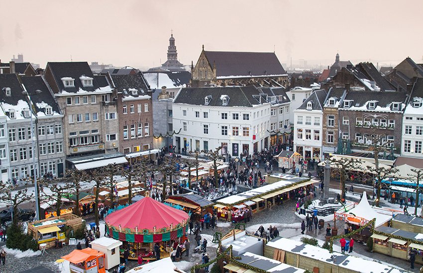 Discover Maastricht with Motorhome Hire Holland
