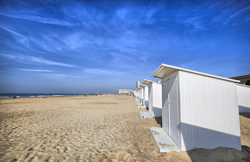 Ostend in Belgium