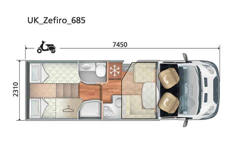 Zefiro 685